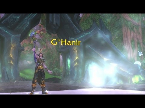 The Story of G'hanir, the Mother Tree