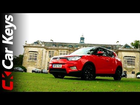 Ssangyong Tivoli first drive 2015 review - Car Keys