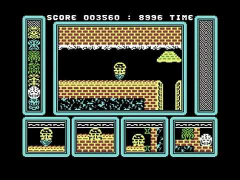 C64 Longplay - One Man And His Droid