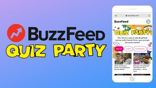 How to Host a Buzzfeed Quiz Party - Take Quizzes Together with Friends!