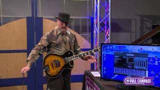 Fishman TriplePlay Wireless Guitar Controller Demo | Full Compass