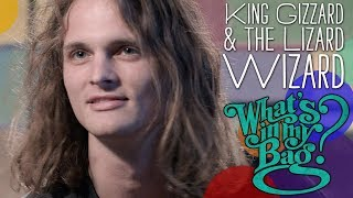 King Gizzard and the Lizard Wizard - What's In My Bag?