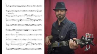 "Sara Bareilles ""Love Song"" – Bass Transcription As Played On Little Voice"