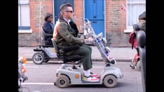 Dizziee Rascal & Robbie Williams - Goin' Crazy (ROBBIE'S PARTS ONLY)