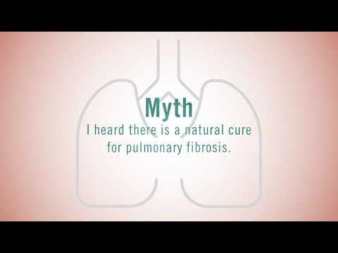 Myth #10: I Heard There Is A Natural Cure For Pulmonary Fibrosis