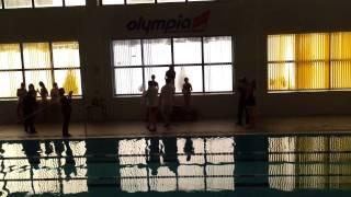 preview picture of video 'Finał Igrzysk Grupy Zachodniej w pływaniu Kolno 2012.02.12 część 2/2'