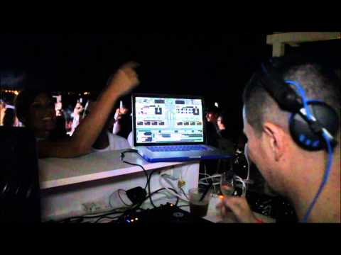Cristian Farigu Dj Live @ FronteMare Summer 2013