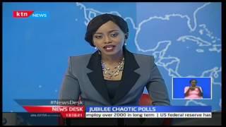 News Desk: JAP Secretariat head, Raphael Tuju claims elections chaos a sign of democracy, 16/12/16