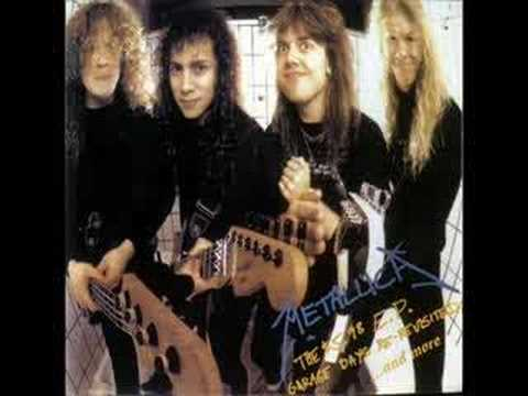 The Wait (Song) by Metallica