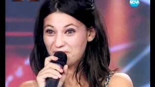 X Factor   Женски бой   13.09.11