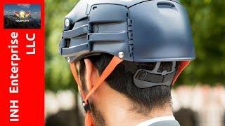 3 Foldable Bike Helmets Invention Ideas