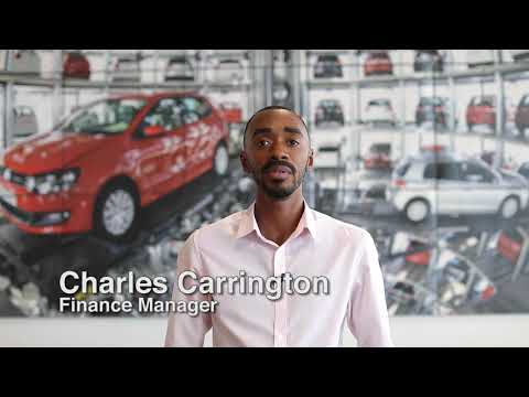 Finance Manager Charles Carrington