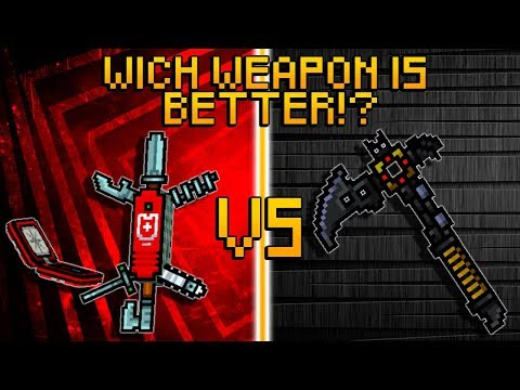 KNIFE AND COMPASS VS BAT O HAWK - Pixel Gun 3D