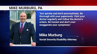 Video thumbnail: Social Security Disability Claim Denials