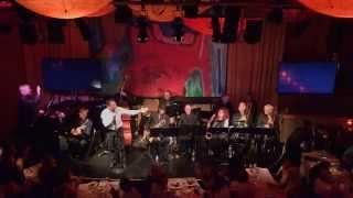 Jon Fiore Performs Live at Vibrato Jazz Club 2015