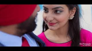 sohne lagde by sidhumosse wala Best pree wedding 2019 Akrit photography 8146592191