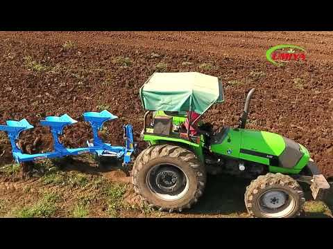 URP SC-190 Hydraulic Reversible Plough
