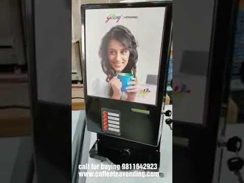 Godrej Coffee Vending Machine