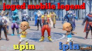 Parodi Lagu Lagi Syantik Mobile Legend Upin Ipin Dansa.