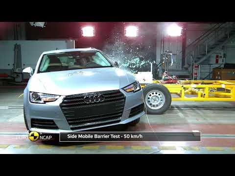 NCAP: Audi A4/A5