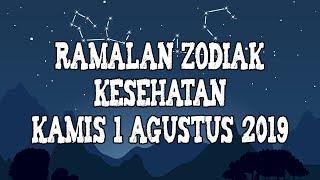 Ramalan Zodiak Kesehatan 1 Agustus 2019