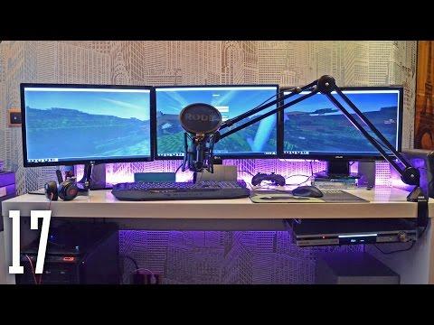 Tech Battle Episode 17 - Dual & Triple Monitor Setups