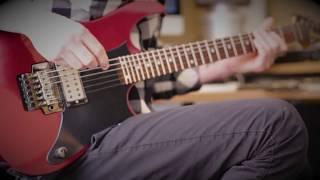 Periphery - Heavy Heart Guitar Cover by Sebastian Sendon