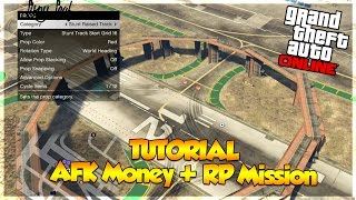 """GTA 5 Online Create """"AFK Money + RP Mission!"""" (ALL Consoles) GTA 5 MONEY"""