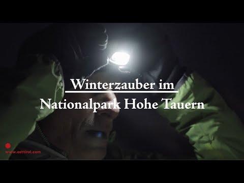 Winterurlaub im Nationalpark Hohe Tauern Osttirol
