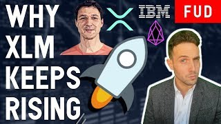 WHY XLM FLIPPED EOS & THE ONLY COIN I