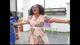 O MY GOD Woow! Bimbo Oshin Screaming At She Step Into Mide Martins Bestie Zanzee Expensive Mansion