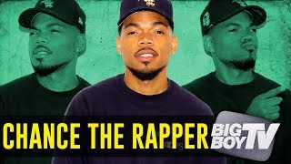 Chance The Rapper on Albums vs. Mixtapes, Kanye Being His Spiritual Advisor + More!