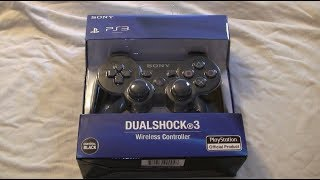 How to Spot a Fake PS3 Controller Before Opening the Packaging
