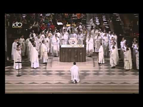 Messe des étudiants d'Ile de France