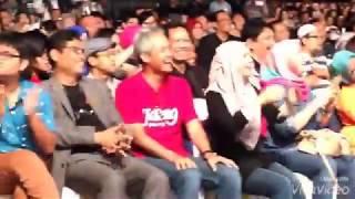 Gubernur Jateng At Prambanan Jazz Int Music Fest 2015
