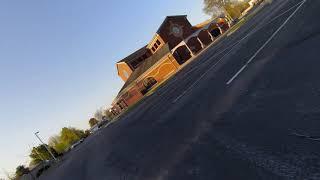 DJI fpv drone church rip ! after work meditation !!!!