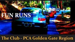 Porsche Club of America - Golden Gate Region