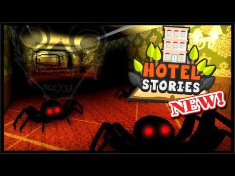 I Stayed At The Scary Roblox Hotel Roblox Minecraftvideos Tv
