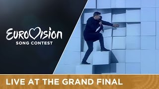 LIVE - Sergey Lazarev - You Are The Only One (Russia / Россия) at the Grand Final
