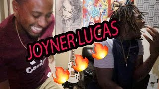 Joyner Lucas - DNA. Freestyle - REACTION