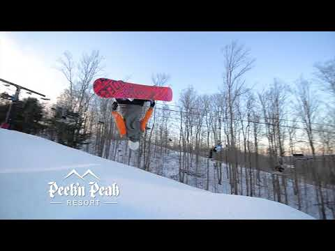 GET READY: Peek'n Peak opens Dec. 15!