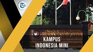 Universitas Kristen Satya Wacana - Kampus Bergengsi Kota Salatiga