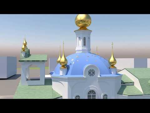 Храмы новосибирска презентация