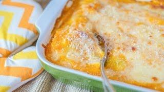 Cheesy Stuffed Pumpkin Shells Recipe - Savory Pumpkin Recipe