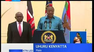 Jaji Kihara Kariuki ateuliwa mwanasheria mkuu nchini baada ya Profesa Githu Muigai kujiuzulu
