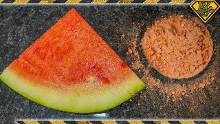 How Much Water Is In a Watermelon?