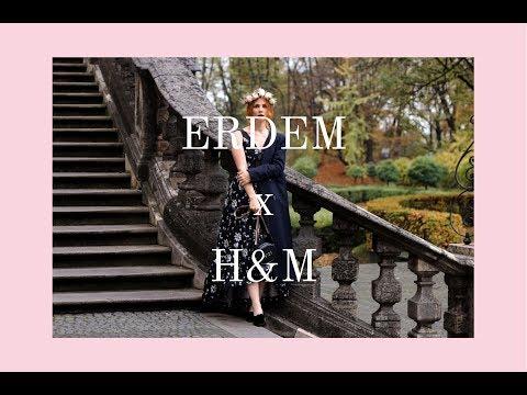 ERDEM x H&M Lookbook