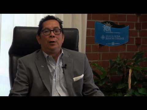 SRJC President, Dr. Frank Chong