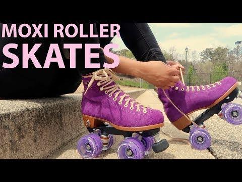 My New Moxi Roller Skates