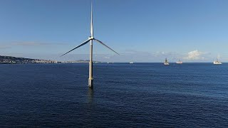 The Green Revolution - faster, cheaper and more efficient telescopic windturbines